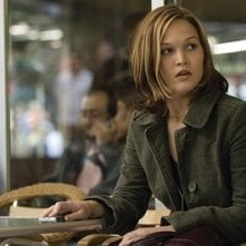 Julia Stiles in una scena del film The Bourne Ultimatum