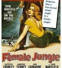 La locandina di Female Jungle