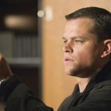 Matt Damon in una immagine di The Bourne Ultimatum