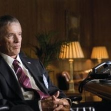 Scott Glenn in una scena del film The Bourne Ultimatum