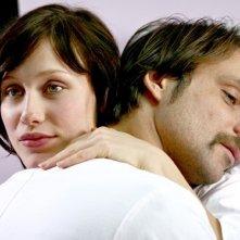 Alessandro Preziosi con Gabriella Pession in una scena de 'Il capitano 2', episodio 'Operazione tritolo - seconda parte'