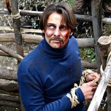 Alessandro Preziosi in una scena de 'Il capitano 2', episodio 'Operazione tritolo - seconda parte'