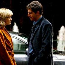 Chiara Conti e Gianpaolo Morelli in una scena de 'Il capitano 2', episodio 'Operazione Hawala - Seconda parte'