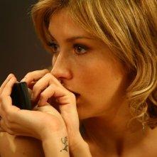 Chiara Conti in una scena de 'Il capitano 2', episodio 'Operazione Anabol'