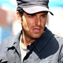 Gianpaolo Morelli in una scena de 'Il capitano 2', episodio 'Operazione Sant'Isidro - Prima parte'