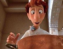 Il giovane cuoco protagonista del film Ratatouille