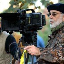 Francis Ford Coppola sul set di Un'altra giovinezza