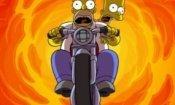I record dei Simpson