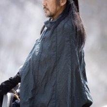 Koji Yakusho in una scena del film Seta