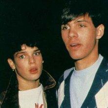 Un giovane Paul Belmondo e la sua ex-fiamma Stephanie di Monaco