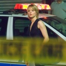 Jodie Foster in una scena de Il buio nell'anima