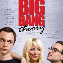 La locandina di The Big Bang Theory