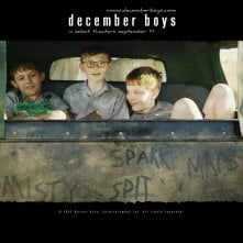Wallpaper del film December Boys