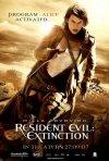 locandina di Resident Evil: Extinction