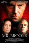 La locandina italiana di Mr. Brooks
