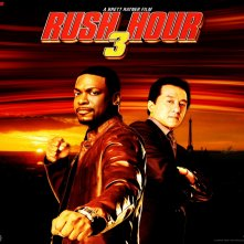 Wallpaper del film Rush Hour - Missione Parigi