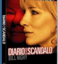 La copertina DVD di Diario di uno scandalo