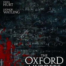 La locandina di Oxford Murders