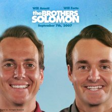 Wallpaper del film I fratelli Solomon con Will Arnett e WIll Forte