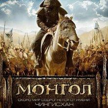 La locandina di Mongol
