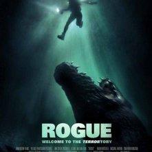 La locandina di Rogue