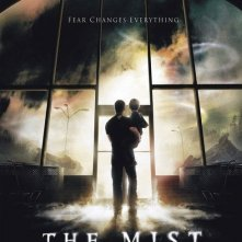 La locandina del film The Mist