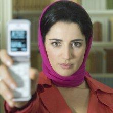 Luisa Ranieri in una scena di SMS - sotto mentite spoglie