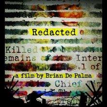 La locandina di Redacted