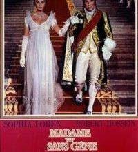 La locandina di Madame Sans-Gene
