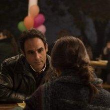 Ahmed Hefiane in una scena del dramma La giusta distanza