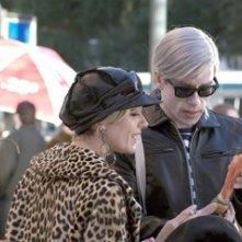 Guy Pearce e Sienna Miller nel film Factory Girl