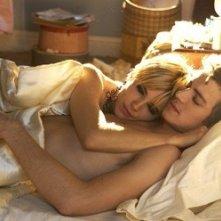 Hayden Christensen e Sienna Miller in Factory Girl