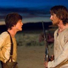 Logan Lerman e Christian Bale sono i protagonisti di Quel treno per Yuma