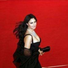 Festa del Cinema di Roma 2007: Monica Bellucci presenta Le deuxieme souffle