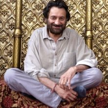 Shekhar Kapur sul set di Elizabeth: The Golden Age