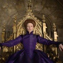 Cate Blanchett in una scena del film The Golden Age