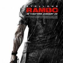 La locandina di Rambo IV