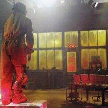 Una sequenza del film Saw 4, quarto episodio del franchise horror dell'Enigmista