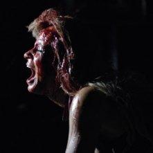 Una sequenza splatter del film Saw 4