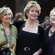 Jane Fonda e Cloris Leachman alla Festa del Cinema di Roma 2007