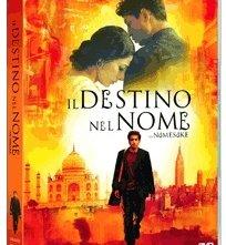 La copertina DVD di Il destino nel nome - The Namesake