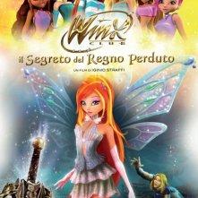 La locandina di Winx - Il segreto del regno perduto