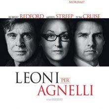 La locandina italiana di Leoni per Agnelli.
