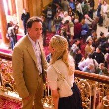 Nicolas Cage in una scena del film Il Mistero delle pagine perdute