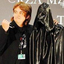Festa del Cinema di Roma 2007: il compositore Claudio Simonetti presenta La terza madre