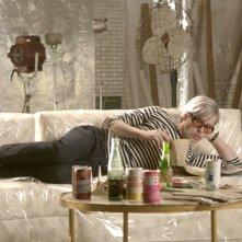 Guy Pearce interpreta Andy Warhol nel film Factory Girl