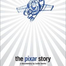 La locandina di The Pixar Story