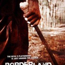 La locandina del film Borderland