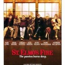 La locandina di St. Elmo's Fire