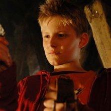 Alexander Ludwig in una immagine tratta dal film Il risveglio delle tenebre